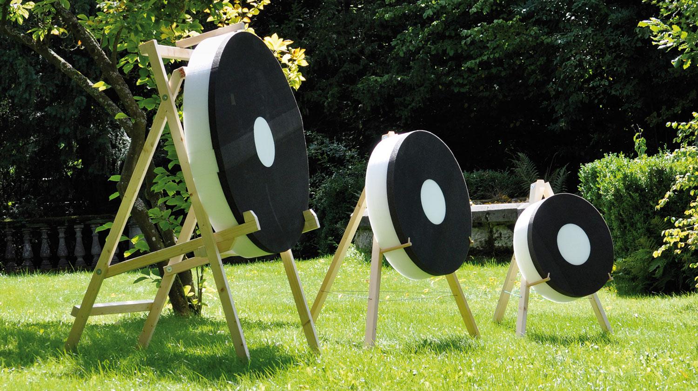 Ethafoam Zielscheiben für den Bogensport