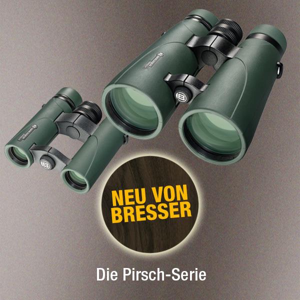 Neue von Bresser - die Pirsch-Serie