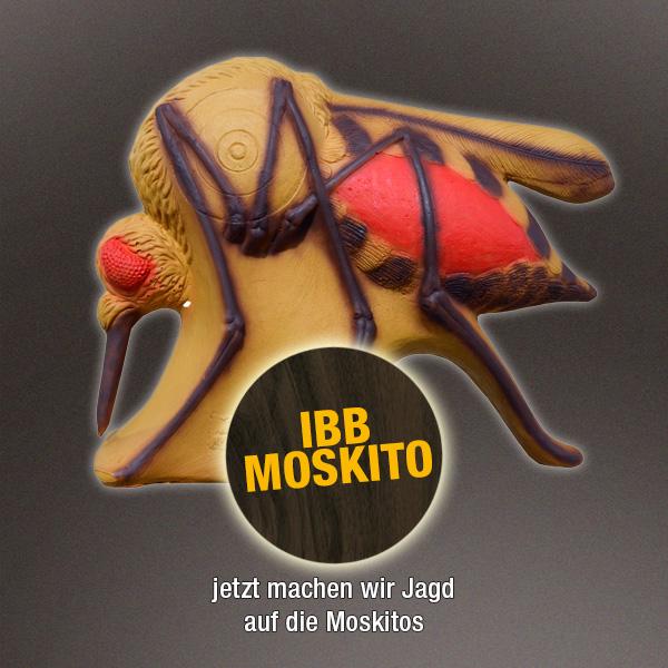 IBB 3D-Tier Moskito