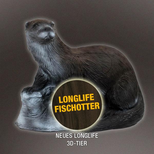 3d-Tier - Longlife Fischotter