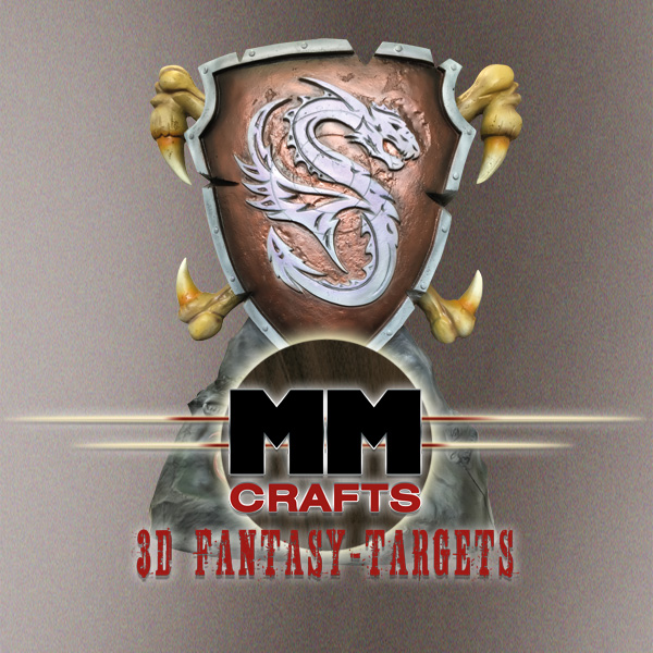 MM Crafts - Fantasy 3D Tiere