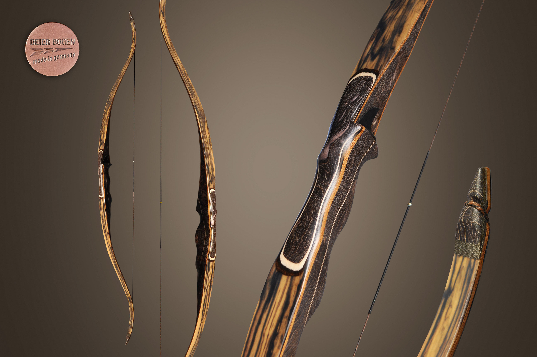 Beier Bogen - Recurve Bogen Black Pearl