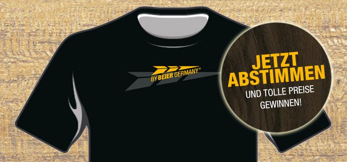 Gewinnspiel Bogensport Beier Shirt