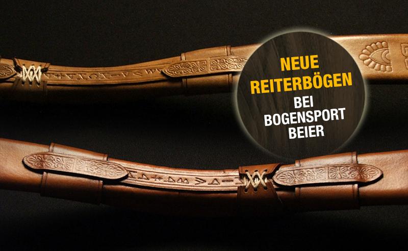 Bogensport Beier Reiterbögen