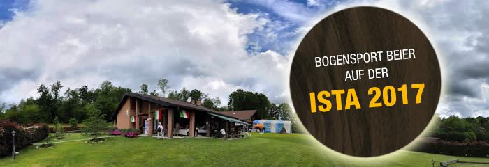 Bogensport Beier auf der ISTA 2017