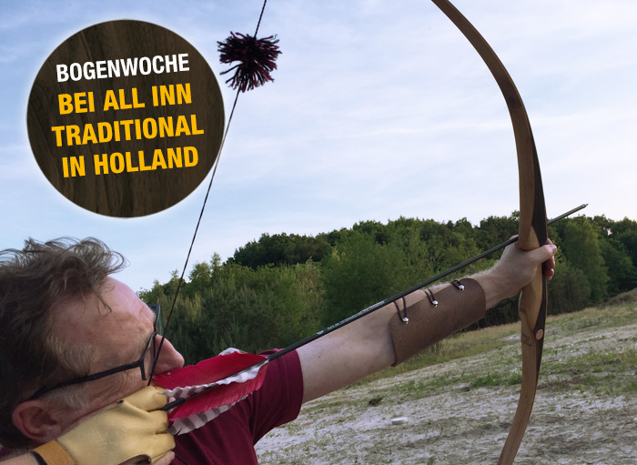 Bogenwoche Holland bei All In Traditional