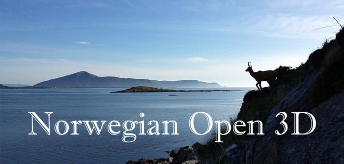 Norwegian-Open-2017 3D-Turnier