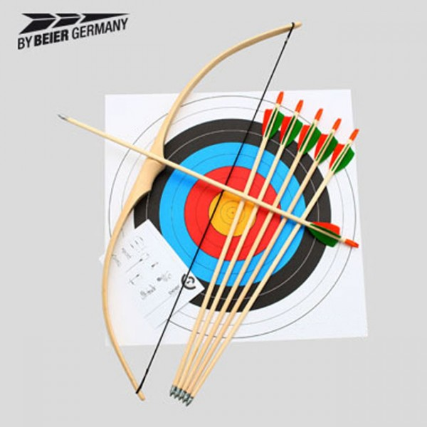 Kids Bow Set Gambler 30 Inch 6 Arrows Included
