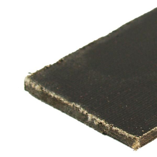 Micarta Anthrazit 250 x 25 x 2 mm