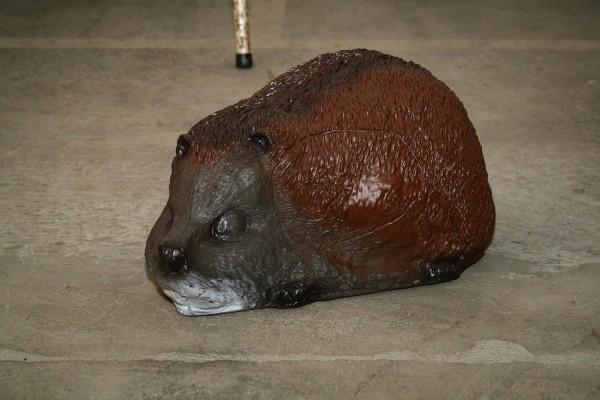 3D Tier Franzbogen Igel
