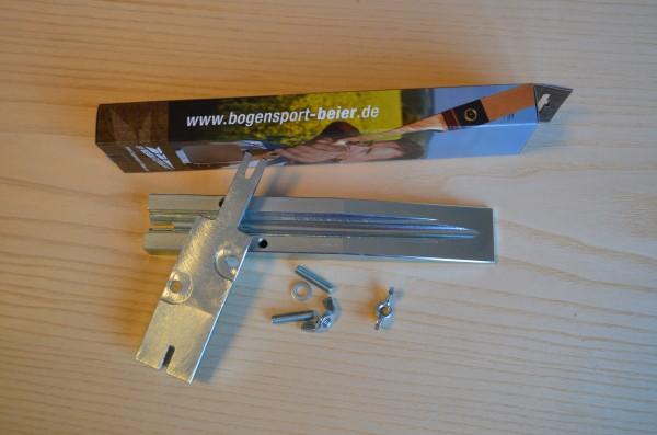 Spleiss- und Selfnockwerkzeug zum Pfeilbau