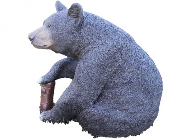 3D Ziel Franzbogen Honigbär