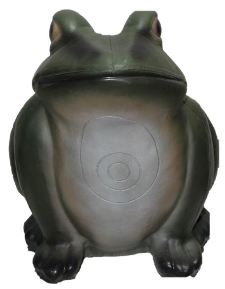 3D Tier Franzbogen Frosch