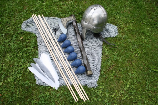 Conjunto de montaje para Flechas-LARP