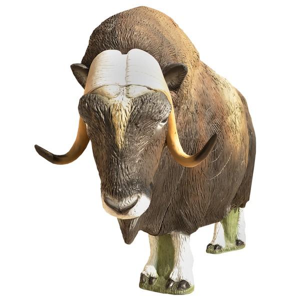 SRT 3D Tier Moschusochse