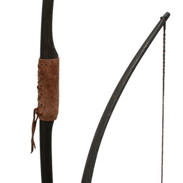 Longbow Rattan Marksman 50 inches, brown stained