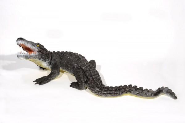 3D Tier Franzbogen Alligator, gross