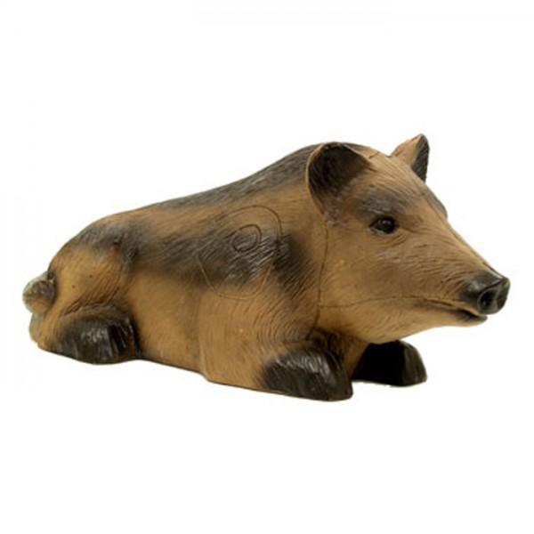 3D Tier Franzbogen Frischling liegend