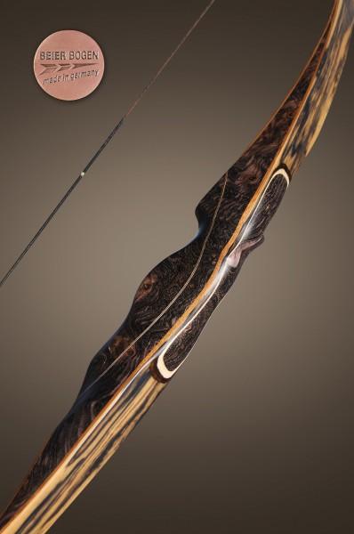Einzigartiger Jagdrecurve Black Pearl 8