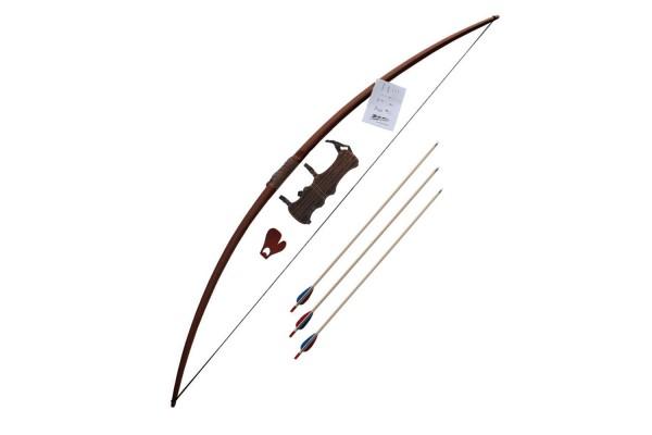 Set Longbow Marksman 68 inch dark